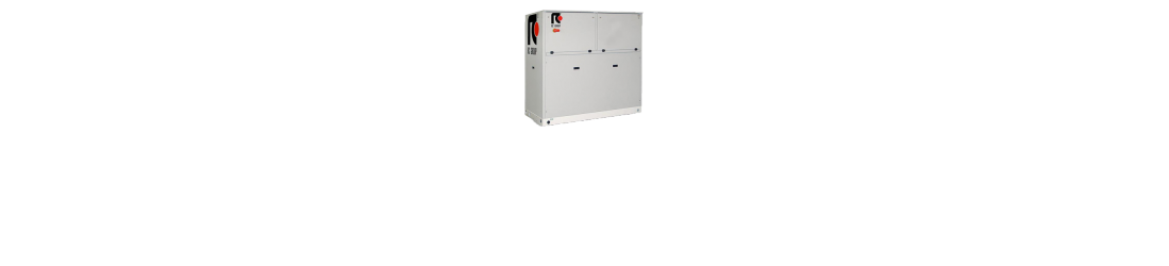 Výrobník vody s oddeleným kondenzátorom