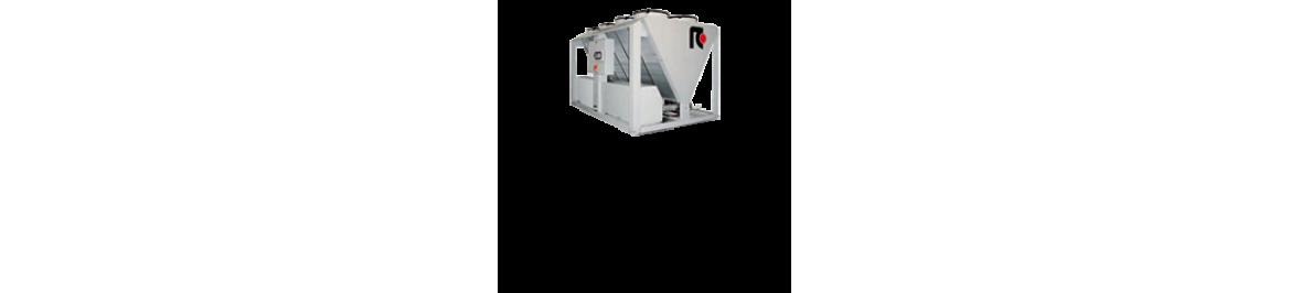 Vzduchom chladené výrobníky studenej vody